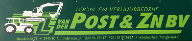 Loonbedrijf van der Post